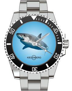 Hai Shark - KIESENBERG ® Uhr 2528 von UHR63 auf Etsy