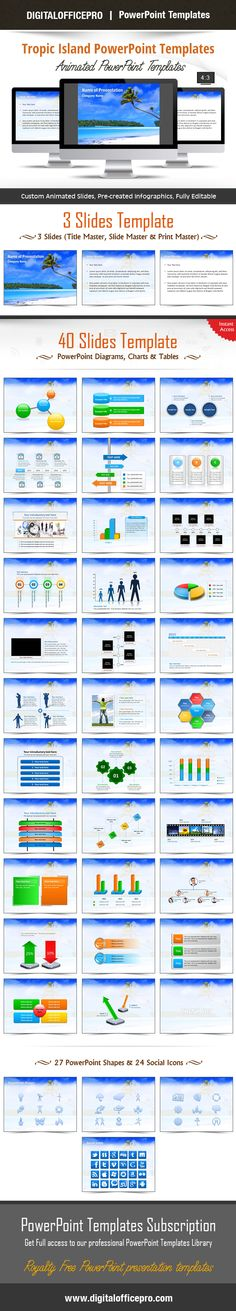 Collapsing Paperwork PowerPoint Template Backgrounds Set of - delivery document template