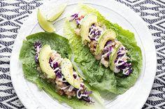 Recipe: Skinny Tilapia Lettuce Wraps   Skinny Mom   Where Moms Get the Skinny on Healthy Living