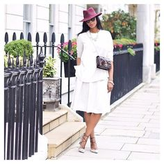 Today's all white look perfect for the weekend  #fromwhereistand @liketoknow.it www.liketk.it/1IJ0H #liketkit by londontallgirl