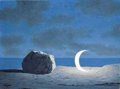 René Magritte - The Golden Ring, 1966