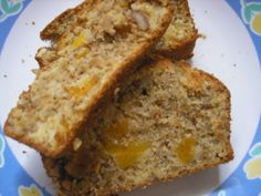 Another favorite quick bread that my mom made when I was a child. I often make small tins of my apricot nut bread, pumpkin bread, and cranberry bread to give as teacher gifts, along with the recipe for each, during the holidays. Apricot Nut Bread Recipe, Cranberry Bread, Danishes, Frozen Fruit, Dessert Bread, Pumpkin Bread, Quick Bread, Sweet Bread, Doughnuts