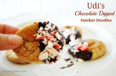 Udi's Gf Chocolate Dipped Cnicker Doodles