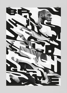 Swiss designer, Felix Pf affli is the mastermind behind design studio Feixen. Producing graphic design, illustration and a specialism in typography, Sports Graphic Design, Graphic Design Posters, Graphic Design Typography, Graphic Design Illustration, Graphic Design Inspiration, Poster Designs, Nike Design, Web Design, Design Trends