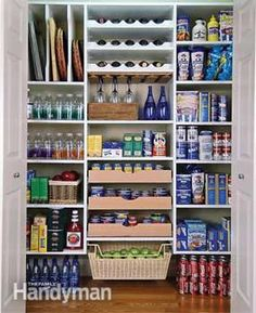 Small Kitchen Space-Saving Tips - Article | The Family Handyman