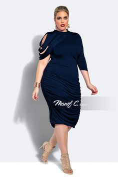 Navy Explore our amazing collection of plus size fashion styles and clothing. http://wholesaleplussize.clothing/