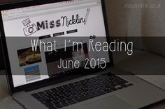 Miss Nicklin | Lifestyle, Events & Food Blog: what I'm reading