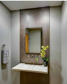 small bathroom mirror