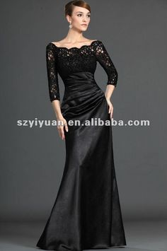 Vestido etiqueta rigurosa mujer