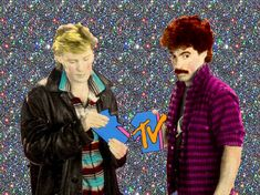 Hall and Oates, MTV icons of the 80's!