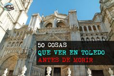 Hoy visitamos cada uno de los lugares que no debes perderte de la ciudad de Toledo.