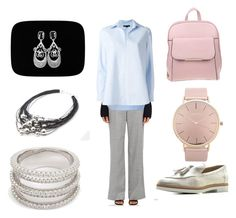 Birthday by juliaparfenova on Polyvore featuring мода, Alexander Wang and BoonTheShop