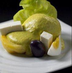 La ocopa es uno de los platos más representativos de Arequipa