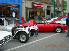 20th Anniversary of the Downtown West Allis Classic Car Show  October, 2010  #WestAllis #Wisconsin