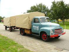 Opel blitz. COMBINATIE.