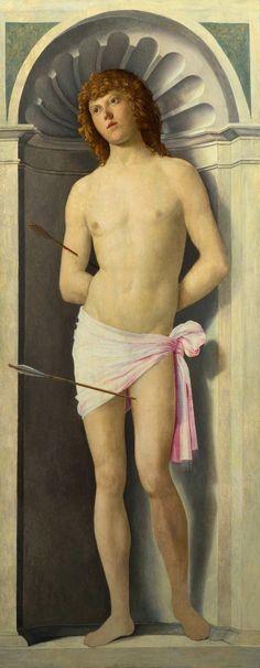 Giovanni Battista Cima da Conegliano, Saint Sebastian, c. 1500