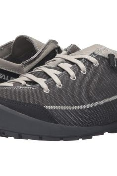 SALEWA Alpine Road (Black/Grey) Men's Shoes - SALEWA, Alpine Road, 63449-0957, Footwear Athletic General, Athletic, Athletic, Footwear, Shoes, Gift, - Street Fashion And Style Ideas