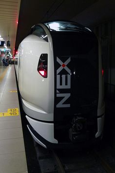 Japan - NEX Train [Futuristic Trains: http://futuristicnews.com/tag/train/]