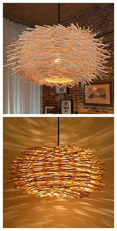 Such a warm next for your home? Click to see more details of this light.