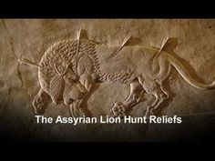 BBC Masterpieces of the British Museum - The Assyrian Lion Hunt Reliefs