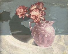 MAKING A MARK: William Nicholson: Lilian Browse vs Patricia Reed and my opinion on that glass jug William Nicholson, Still Life Flowers, Glass Jug, Still Life Art, Container Flowers, Detail Art, Old Master, Art Auction, Art Market