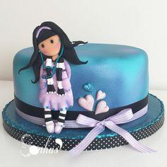 Apple Cake Pops, Candy Cakes, Maila, Novelty Cakes, Birthday Cake Girls, Girl Cakes, Love Cake, Pretty Cakes, Creative Cakes