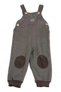 elli-overall-tweed Tweed, Overalls, Rompers, Retro, Craft, Tips, Baby, Dresses, Design