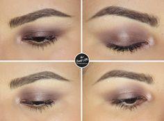 Inglot Freedom Palette Eyeshadows in 353, 344, 423