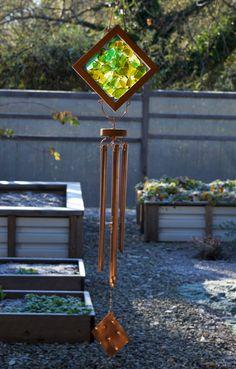 14 Tubos de aleaci/ón de Aluminio Goomis Carrillon de Viento Exterior ampanas de Viento para Jardin Vistoso casa de Madera,Decoracion casa arbol