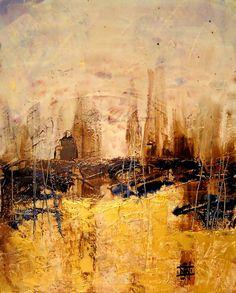 Natasha Wescoat Original Abstract Art