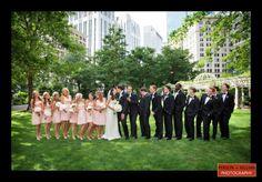 Boston Wedding Photography, Boston Event Photography, Post Office Square Boston Wedding, Summer Wedding Formals Boston, Outdoor Summer Wedding Boston