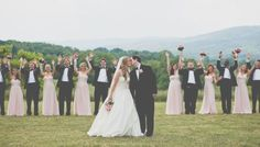 Mountain Lake Lodge // Destination Wedding Venue in Virginia
