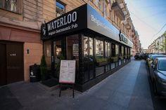 Гастропаб WATERLOO на улице Рубинштейна: фото, меню и отзывы, заказ столика, адреса и телефоны на одном сайте.