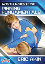 Youth Wrestling: Pinning Fundamentals - with Eric Akin, East Kansas Wrestling Club Head Coach; United States Olympic Team Alternate (1996 and 2000); USA World Team member; 3x Big 8 Champion and 4x All American for Iowa State University; 3x Kansas High School State Champion