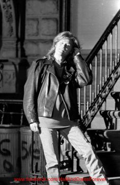 Daryl Hall, from a video shoot in 1988. Like this photo? Please join my FB page to see more!  www.facebook.com/HallAndOatesForever
