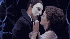The Phantom still loves pizza rolls!!! Hilarious! (funny someone still did this for the second musical, Love Never Dies hahah)
