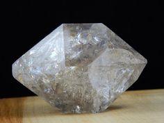 Record Keeper Herkimer Diamond Smoky Skeletal Crystal w/ Dolomite Matrix, NY GEM | eBay
