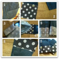 how to diy kids pant