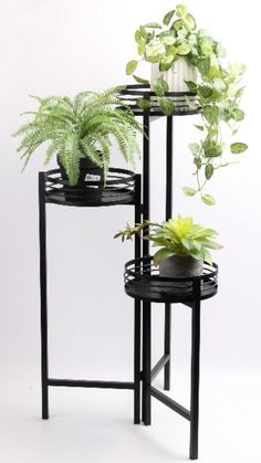 Flower Stands, Flora, Planters, Table, Sober, Furniture, Home Decor, Interiors, Decoration Home