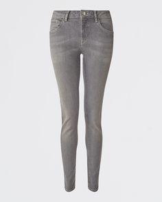 30 Inch Richmond Grey Skinny Jeans