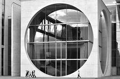 Photograph - Marie Elisabeth Luders Haus Berlin by Marek Stepan