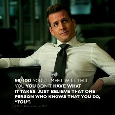 The noise of the world and negative people gets quiet when you're in tune with who you are. Just believe in YOURSELF and take the leap. Fuck what others say. . . . #whatwouldharveydo #harveyspecter #gabrielmacht #suits #inspiration #life #winner #winners #work #believeinyourself #boss #goals #motivationalquotes #hustle #hustler #harveyspecterquotes #wwhd