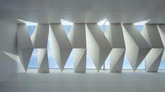origami like facade