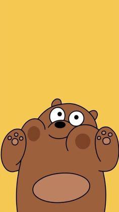 we bare bears wallpaper Cute Panda Wallpaper, Disney Phone Wallpaper, Cartoon Wallpaper Iphone, Bear Wallpaper, Iphone Background Wallpaper, Kawaii Wallpaper, Animal Wallpaper, We Bare Bears Wallpapers, Panda Wallpapers