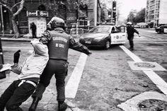 Carabineros de Chile (police) by Pablorojasm