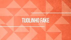 Como fazer Parede de Tijolinho Fake - com Paloma Cipriano I do believe there is a fresh syndrome tha Rustic Light Fixtures, Rustic Lighting, Room Decor Bedroom, Living Room Decor, Diy Casa, Painting Kitchen Cabinets, Leroy Merlin, Outdoor Kitchen Bars, Lounges