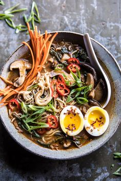 Starting the week off strong with this better for you instant pot chicken and spinach ramen.The post Better For You Instant Pot Chicken and Spinach Ramen. appeared first on Half Baked Harvest. Healthy Crockpot Recipes, Soup Recipes, Chicken Recipes, Dinner Recipes, Cooking Recipes, Fall Recipes, Healthy Meals, Spinach Recipes, Recipe Chicken