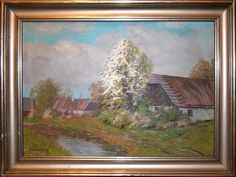 Otakar Hůrka (1889 – 1966) | Jaro | www.marold.cz/aukce