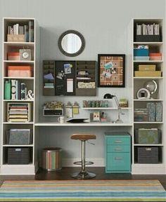 Una super idea para organizar tus papeles