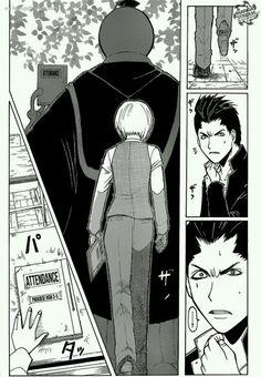 Assassination Classroom Manga
